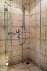 Routine Cleaning of Shower Mold & Mildew - Post